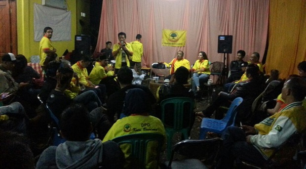 DPC Partai Berkarya Kota Bandung Gelar Silaturahmi