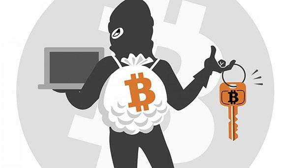 Кражи криптовалют