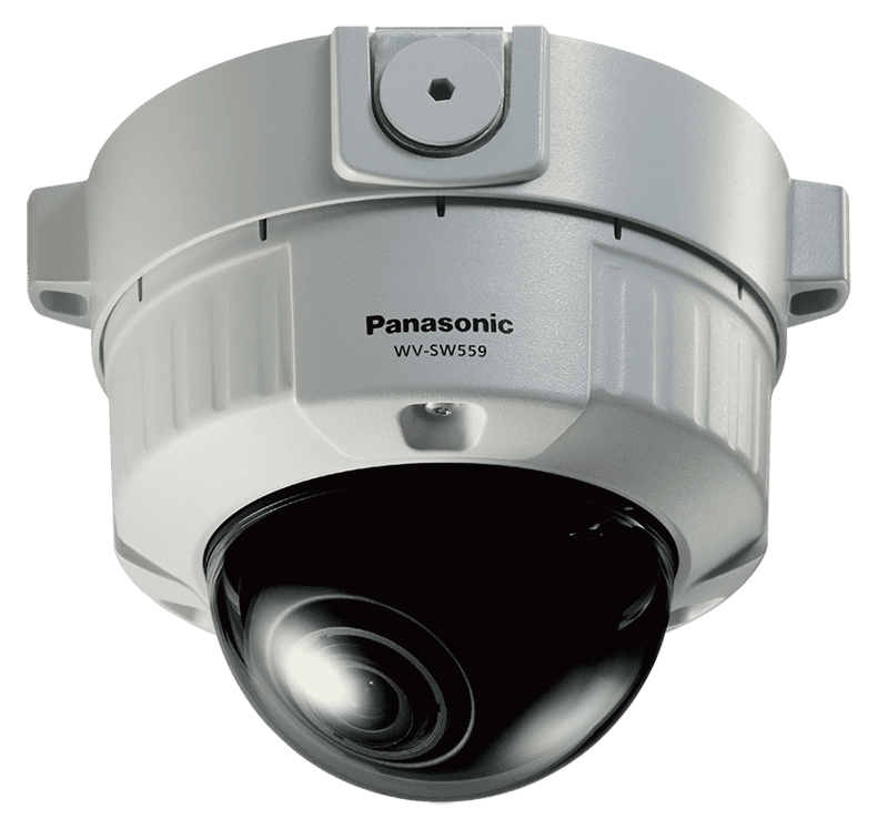 The Vandal Resistant Full HD Surveillance Camera Of Panasonic Is Now In PH Thru MSI ECS!
