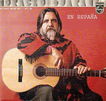 horacio guarany en españa disco