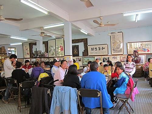不丹: 是命中注定的旅程 Bhutan: It is Fate ~: 澳門之旅 ~ 龍華茶樓, 紅街市, 消防博物館, 茶文化館, 塔石廣場 ~ 2011 ...