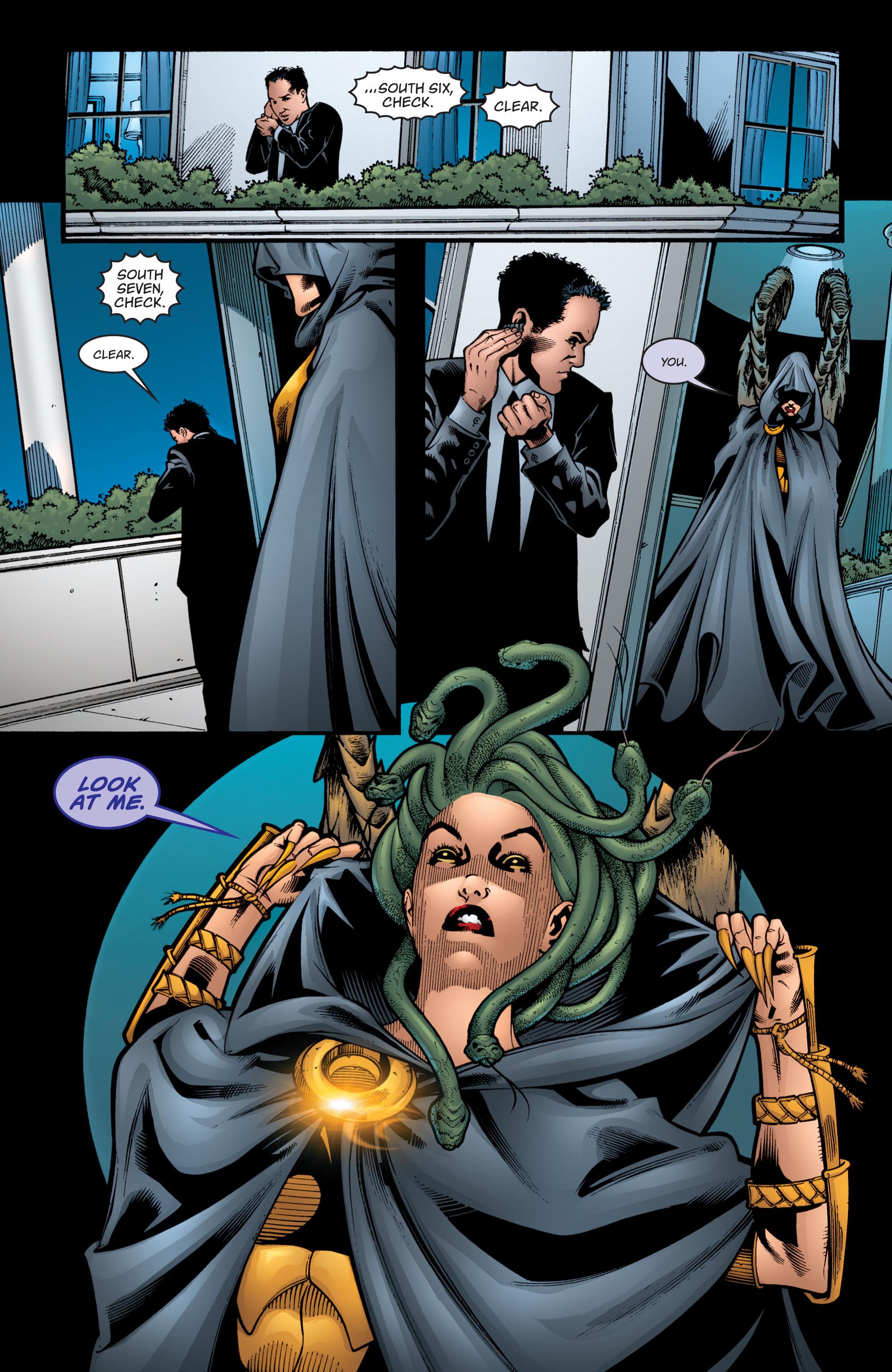 Read online Wonder Woman (1987) comic -  Issue #208 - 9