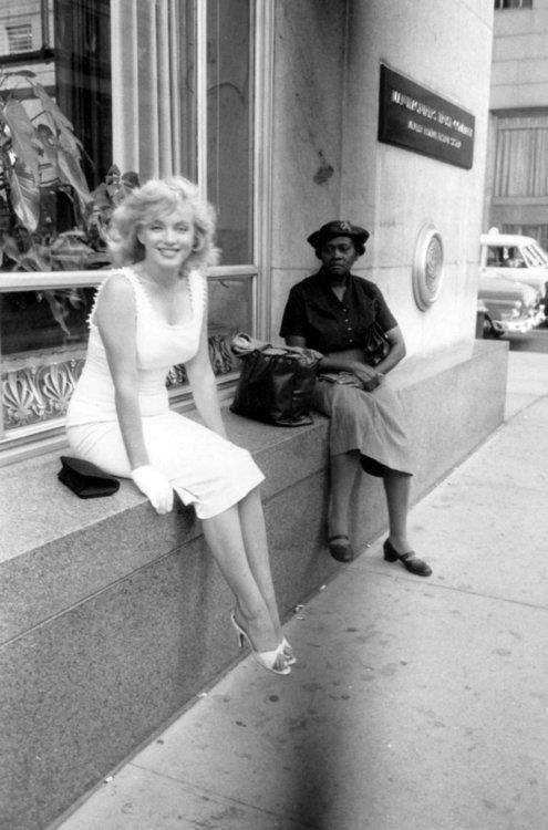 Tales Of A Madcap Heiress Marilyn In New York