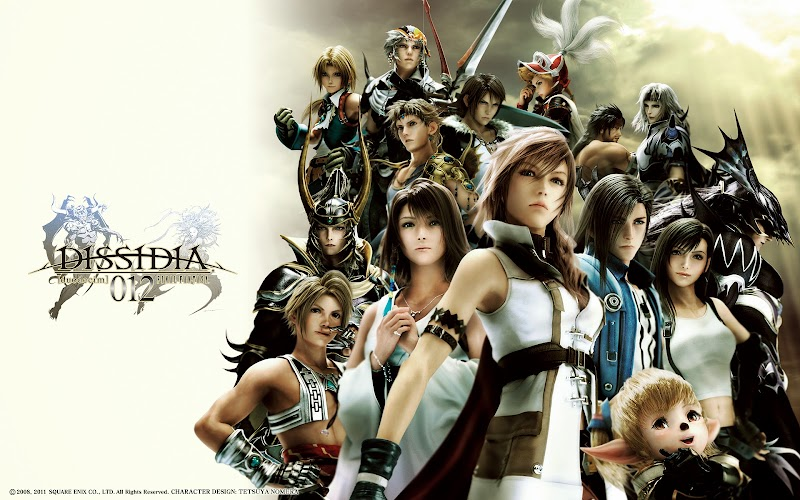 Download Dissidia 012 Final Fantasy Android PSP iso Rom Free [PPSSPP+PSP]