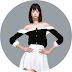 Off-Shoulder Collar Blouse_오프 숄더 카라 블라우스_여자 의상