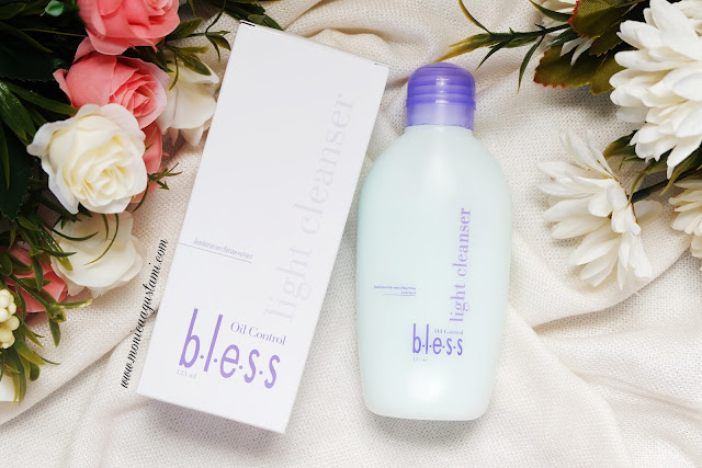Bless Light Cleanser Oil Control