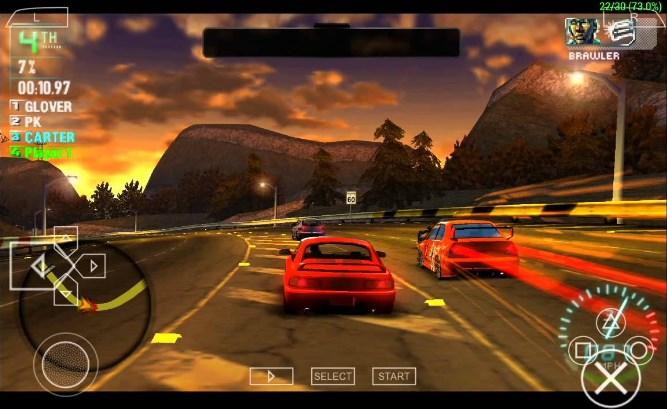Game Need For Speed Ukuran Kecil