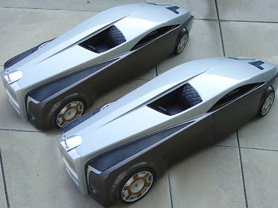 2011 Rolls Royce Sports Apparition Concept Cars By Jeremy Westerlund