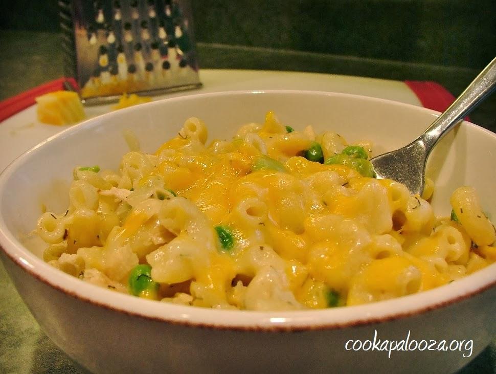 The Cook A Palooza Experience Tuna Macaroni And Cheese