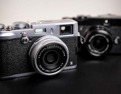 Is it time for an upgrade? Fuji X100S vs. X10
