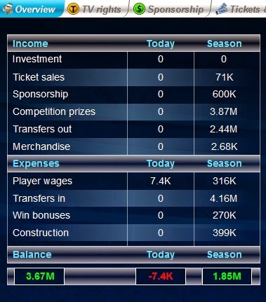 Mendapatkan Cash di Game Top Eleven