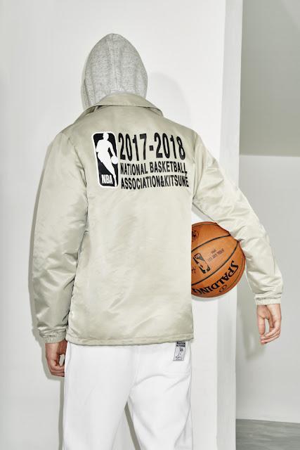 Kitsuné x NBA