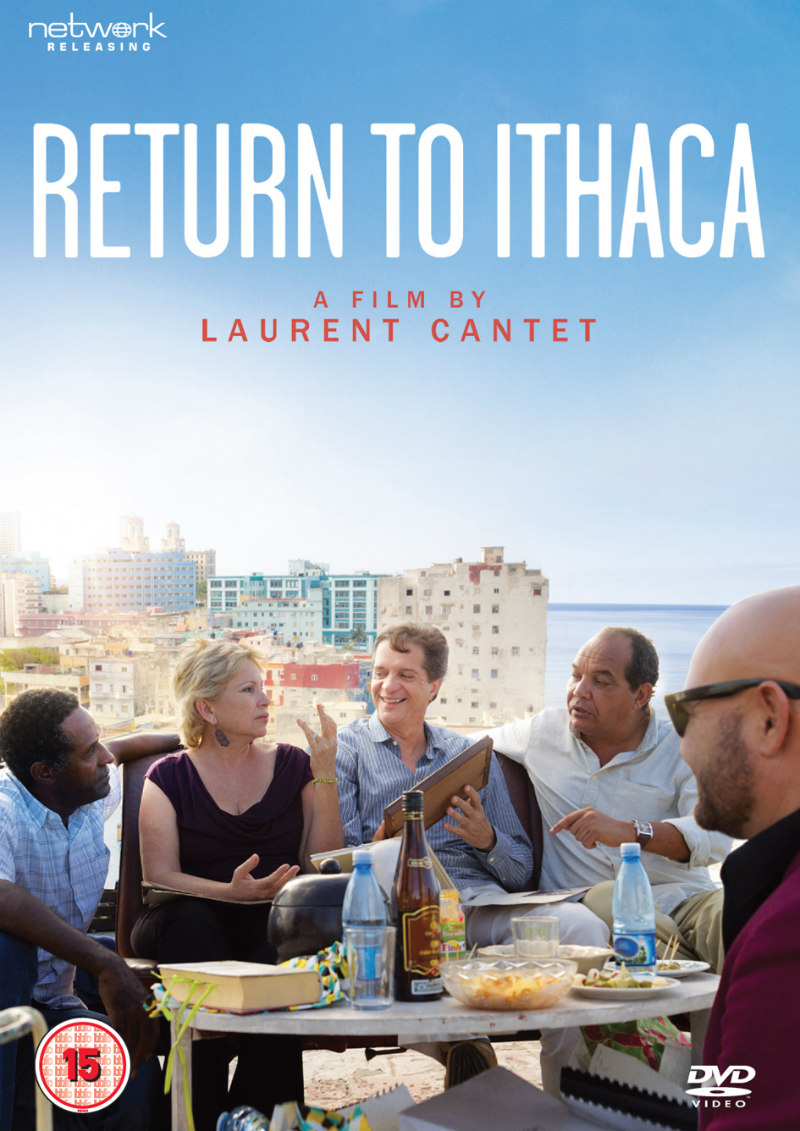return to ithaca poster