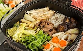 Makanan Tradisional Jepang