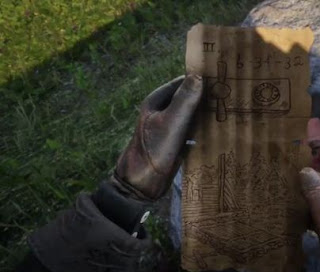 RDR 2, American Dreams, Third Murder Clue, Map Location Guide
