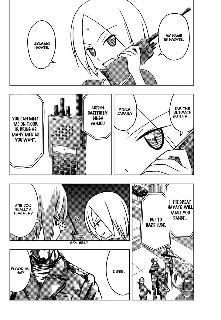Hayate the Combat Butler - Chapter 535