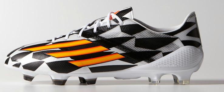 new arrival dd3a0 9c894 Adidas Adizero Running White  Neon Orange  Black