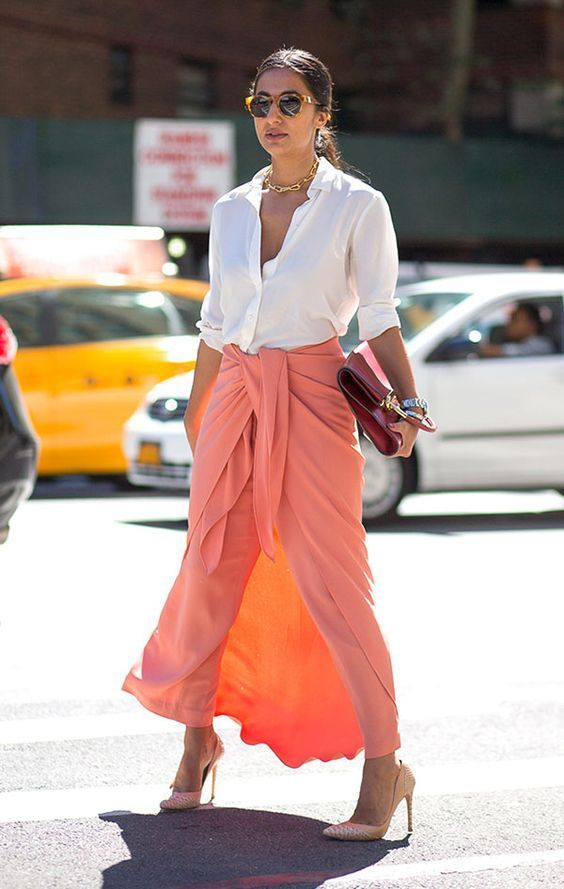 living-coral-pantone-fashion-trend