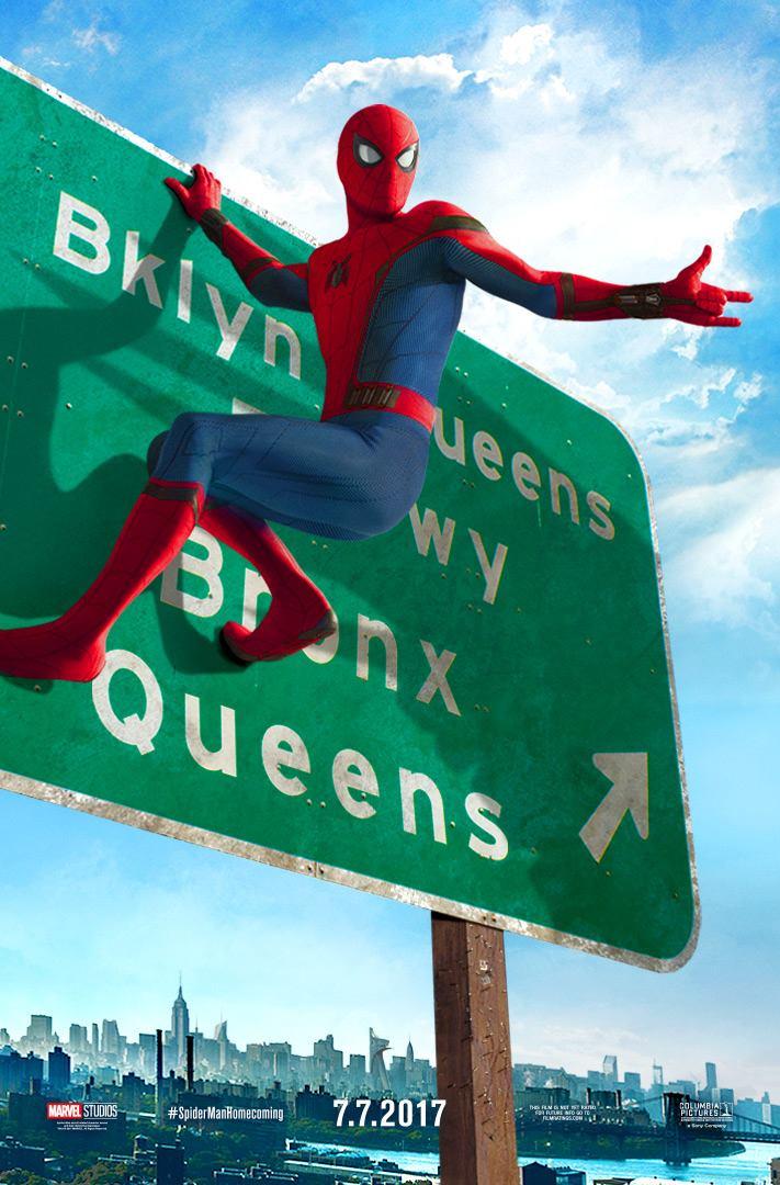 "Spider-Man ""Homecoming"""