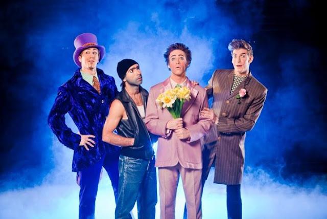 Show Love Beatles do Cirque Du Soleil em Las Vegas