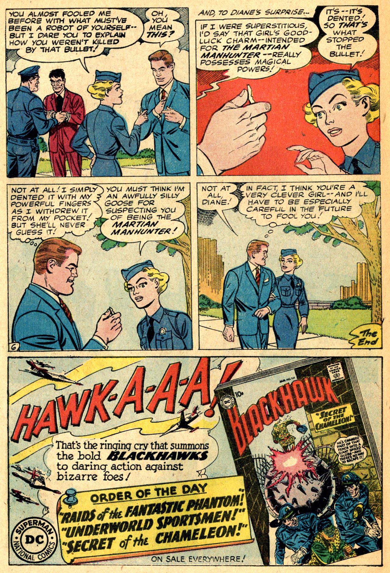 Read online Detective Comics (1937) comic -  Issue #275 - 32