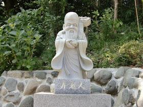 村岡御霊神社寿老人