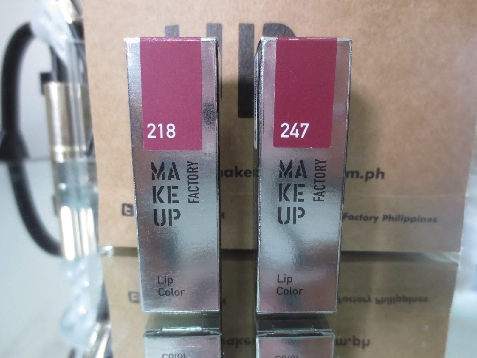 Makeup is FUN!: MAKE UP FACTORY