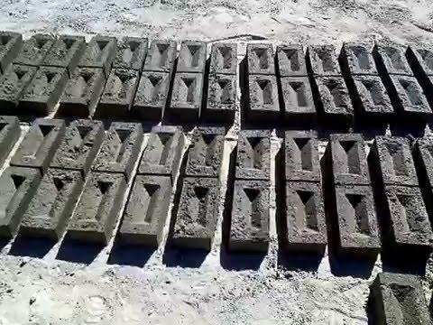 دراسة جدوى فكرة مشروع إنتاج الطوب الأسمنتى يدويا فى مصر 2018