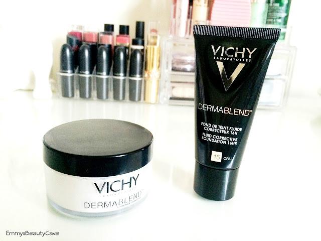 Vichy Dermablend Makeup