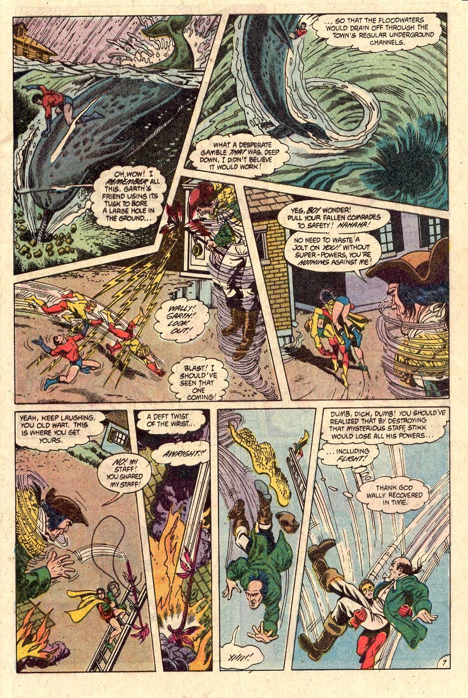 Read online Secret Origins (1986) comic -  Issue # _Annual 3 - 7