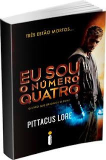 Ebook Eu sou o Número Quatro   Pittacus Lore