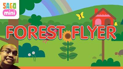 FOREST FLYER เกมสำหรับเด็กๆ สำรวจป่าอันน่าอัศจรรย์
