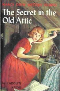 Series Books For Girls Nancy Drew 21 Secret In The Old Attic