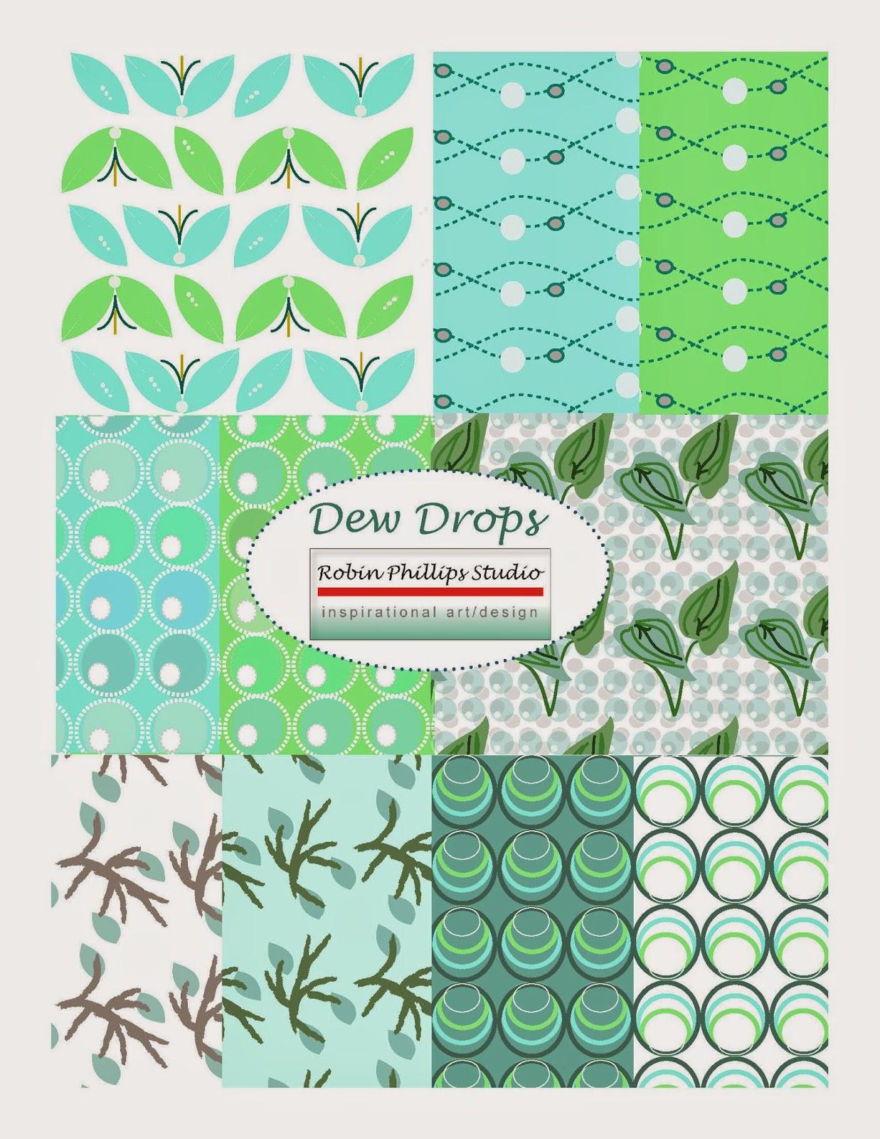 http://www.robinphillipsstudio.com/store/product/digital-paper-pack-dew-drops/