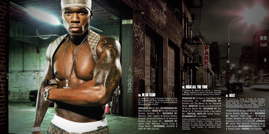 50 cent get rich or die tryin songs download album