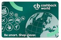 Cashback World bezplatná věrnostní a zákaznická karta