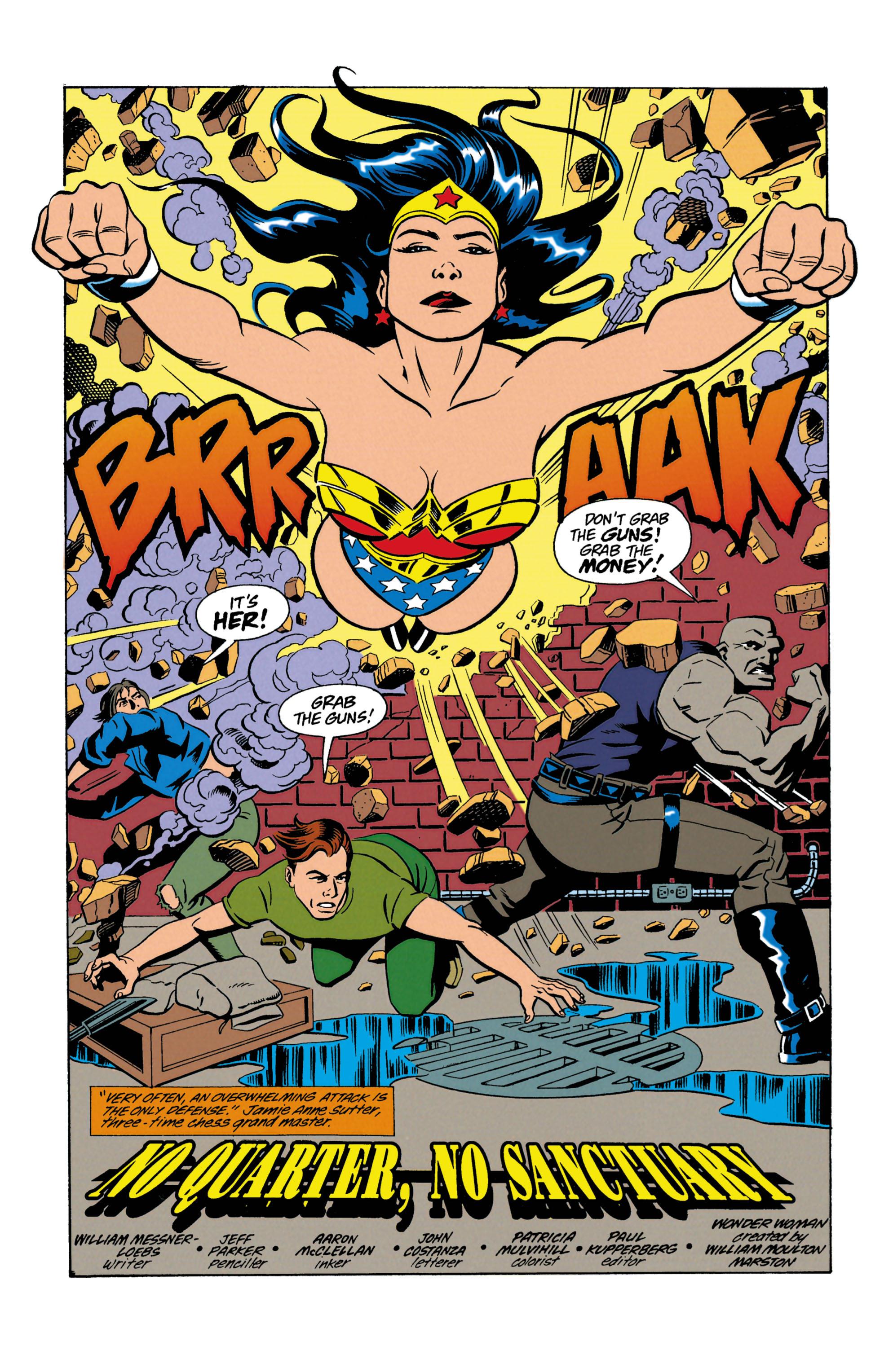 Read online Wonder Woman (1987) comic -  Issue #87 - 5