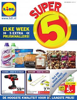 Lidl Folder Aanbiedingen per winkel in Groningen - Week 13 - geldig van 27.03.2017