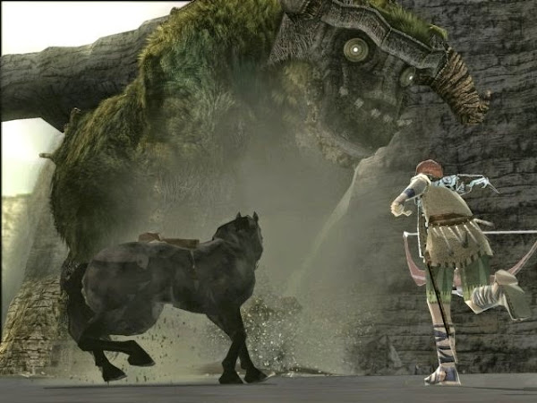 Shadow of the Colossus (USA) Screenshots #3