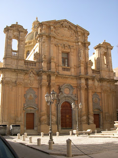 The Baroque Chiesa del Purgatorio is an  historic church in Marsala