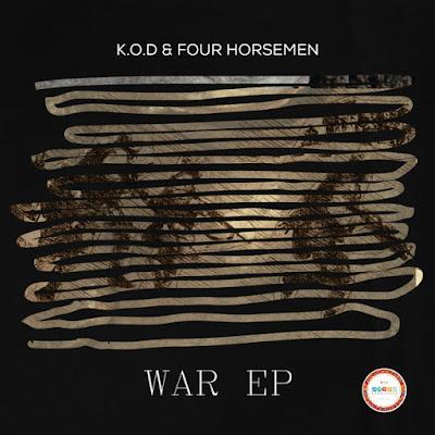 K.O.D & Four Horsemen - War (Original Mix)