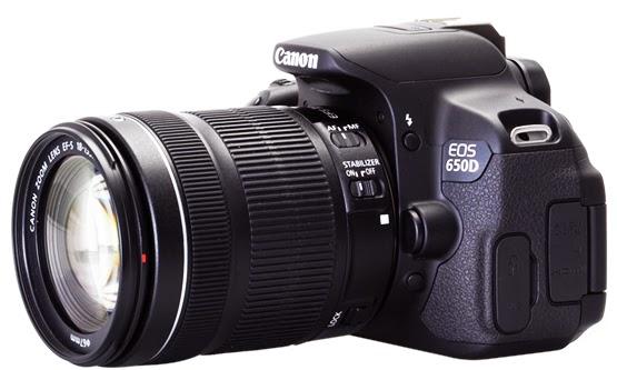 Harga Camera Canon EOS 650D dan Spesifikasi Lengkap Terbaru
