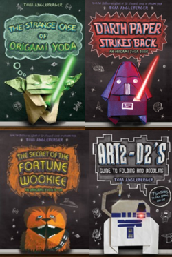 The Strange Case Of Origami Yoda By Tom Angleberger - Lessons ... | 373x250