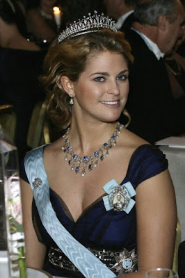 Princess Madeline of Sweden