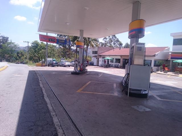Gasolina ultrapassa o patamar de R$5