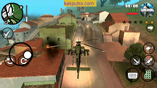 [300MB] GTA San Andreas Lite / Ukuran kecil With Cleo Mod || Apk Data || All GPU || Offline di Android
