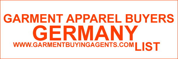 Garment Buyers, Importers and Distributor in Germany | Garment