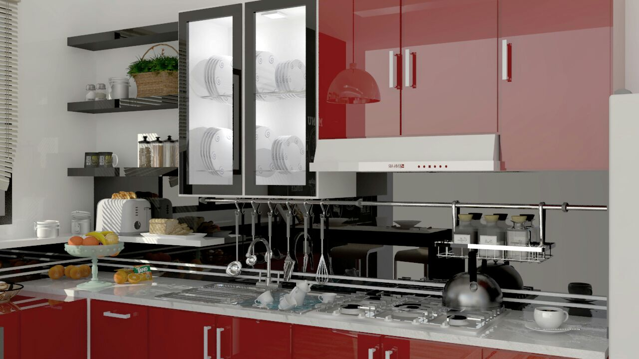 Kitchen set kepanjen jasa pembuatan kitchen set kepanjen for Kitchen set restoran