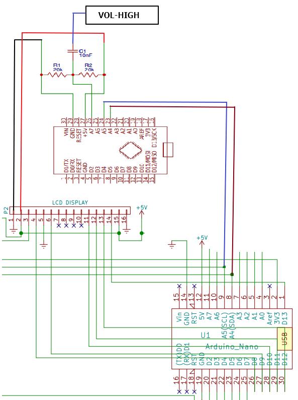 Standalone Signal Analyzer (I2C Type Signal-Meter) for uBITX #2