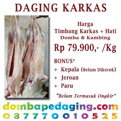 Supplier Daging Domba Kiloan Jakarta